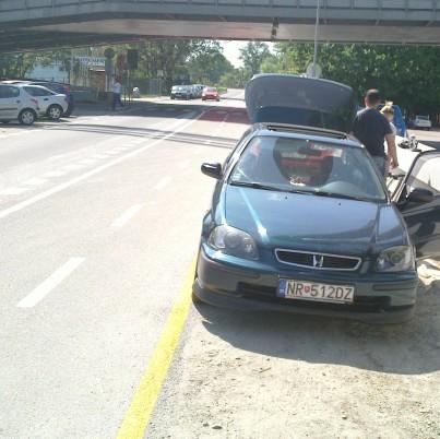 parkujúci ignoranti na Viedenskej